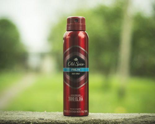L'été peut débarquer, j'ai le déodorant qui va avec !
